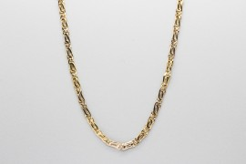 18Kt Yellow Gold Chain - 40cm