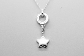Thomas Sabo Star Club Silver Charm