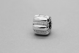 Pandora Crazy Charm in Sterling Silver