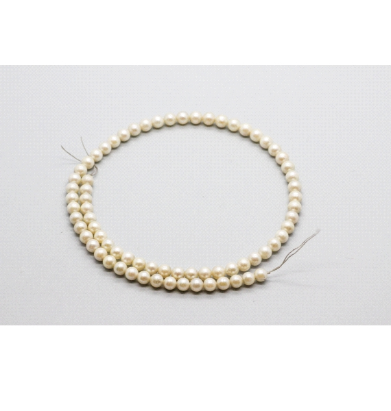String of Fresh Water Akoya Pearls - 40.