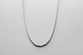 Sterling Silver Chain - 47.5cm