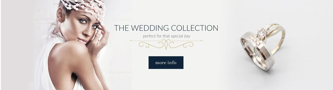 the wedding collection jewellery le juelier